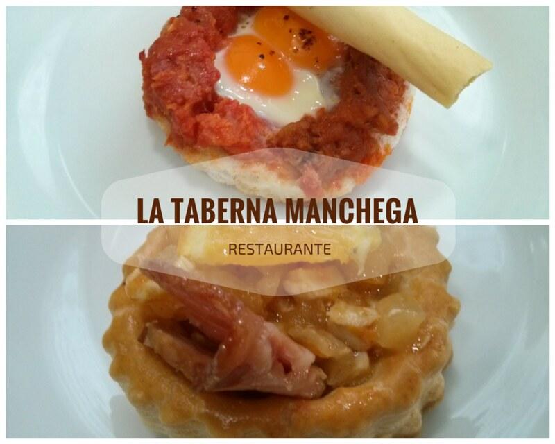 La Taberna manchega - Vila-real - Ruta de la tapa 2016