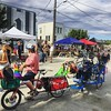 Sunday's @pedalersfair was so fun. Be sure to tag your photos #FREEBIKE! #SEAbikes