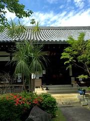 Joraku-ji temple 常楽寺
