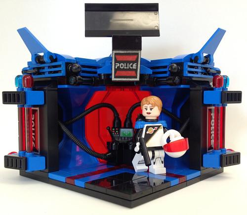OFNF #4: Space Police I