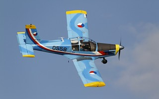 Zlin 142C  - Czech Air Force