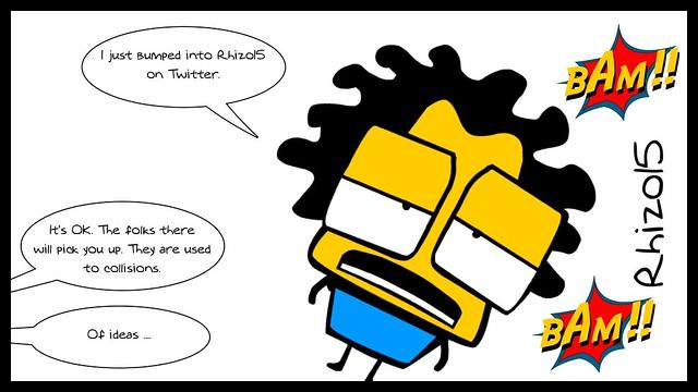 Rhizo comics