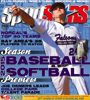Joe DeMers on the cover of #97 (March 2015)