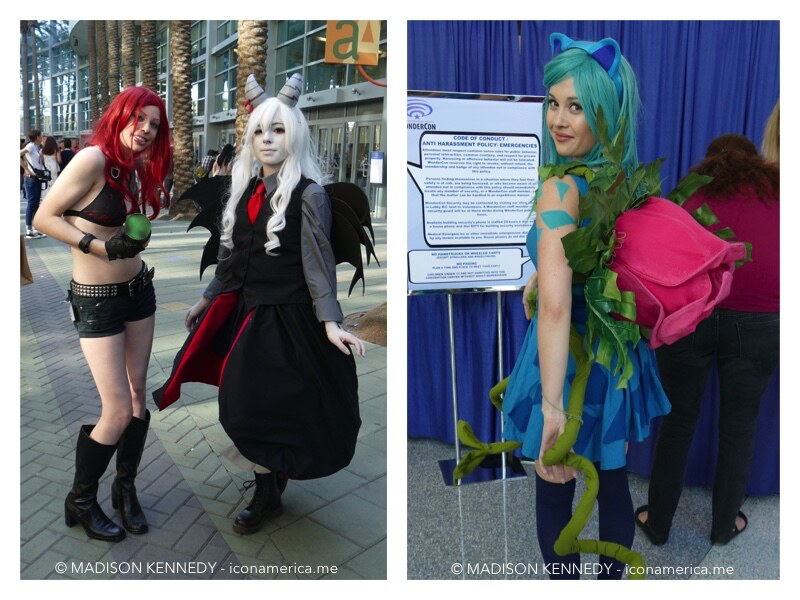 COSPLAY AT WONDERCON 2015, PART 2