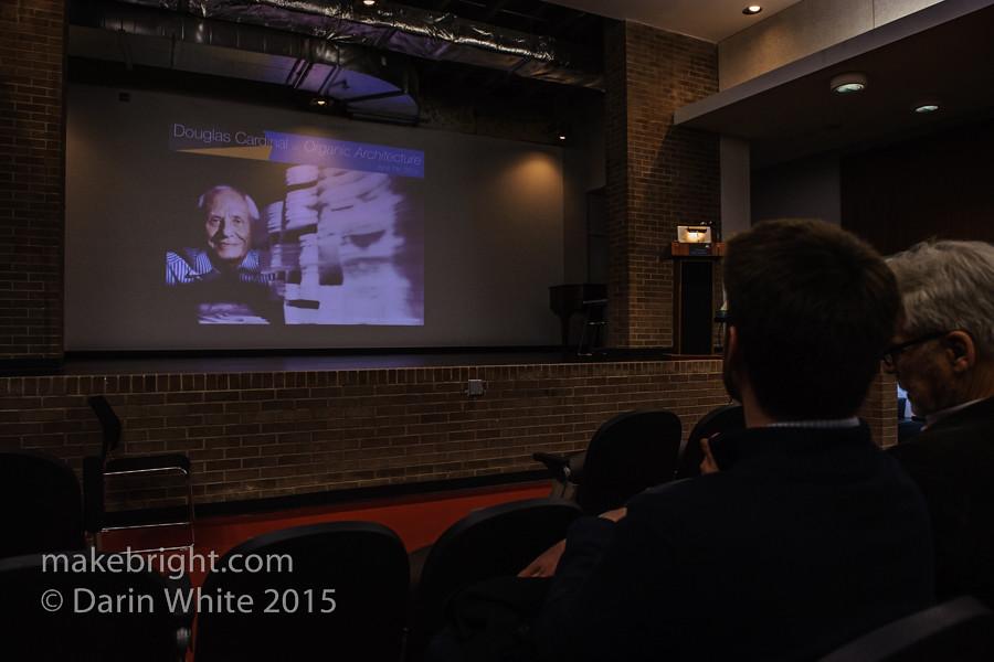 Douglas Cardinal talk at KPL 013