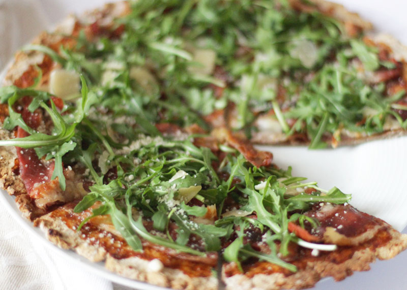Perfect Gluten Free Pizza, Bumpkin Betty