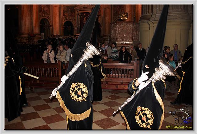 Semana Santa en Málaga. Cofradia de Viñeros (16)