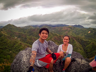Janna and Nikko Peak