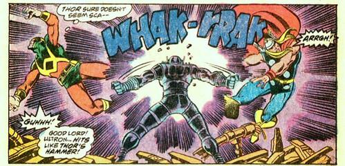 Avengers #54-58 (1968)