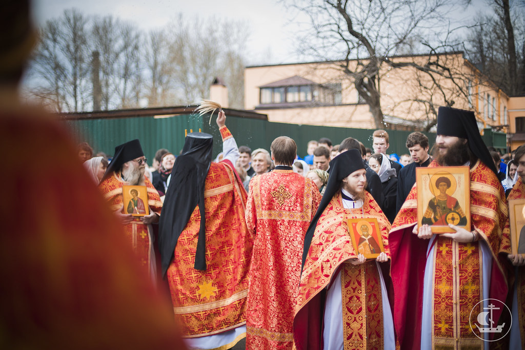 21 апреля 2015, Седмица 2-я по Пасхе. Поминовение усопших (Радоница) / 21 April 2015, 2nd Week after Pascha. Commemoration of the Dead (Radonitsa)