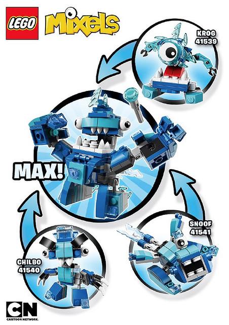 LEGO Mixels Series 5 Frosticons