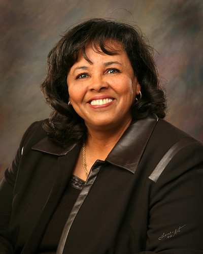 Dr. Carolyn Brooks portrait