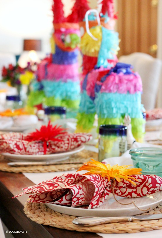 Hi Sugarplum | Cinco de Mayo table
