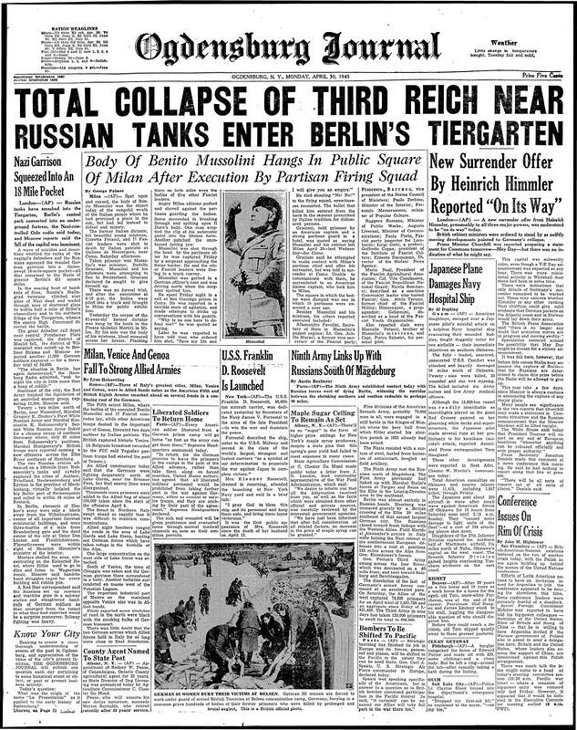 Ogdensburg journal 1945-04-30