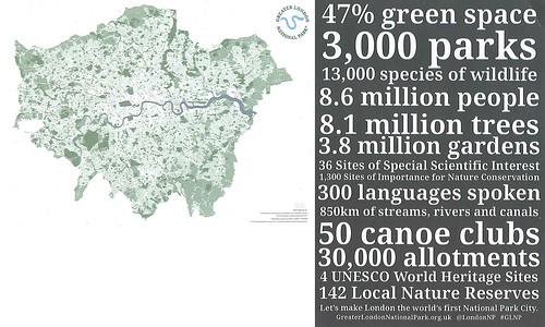 Lontoo kansallispuistoksi? Legoilua Geographical Associationin konferenssi, Mancester kevät 2015