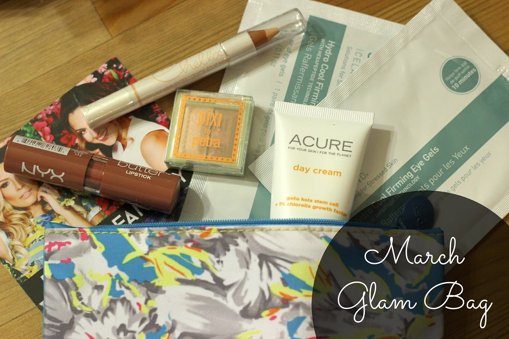 March 15 Glam Bag
