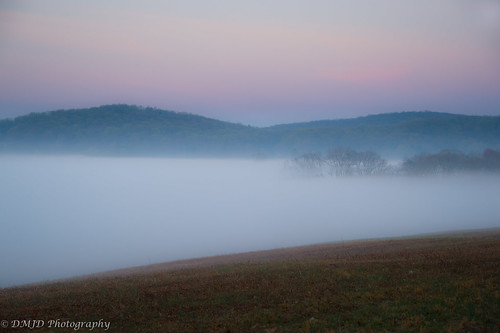 morning fog sunrise landscape nikon outdoor pennsylvania foggy pa valley nationalparks valleyforge