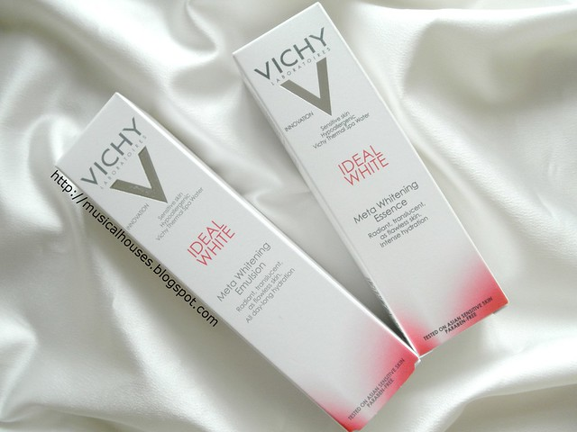 Vichy Ideal White Essence Emulsion Box