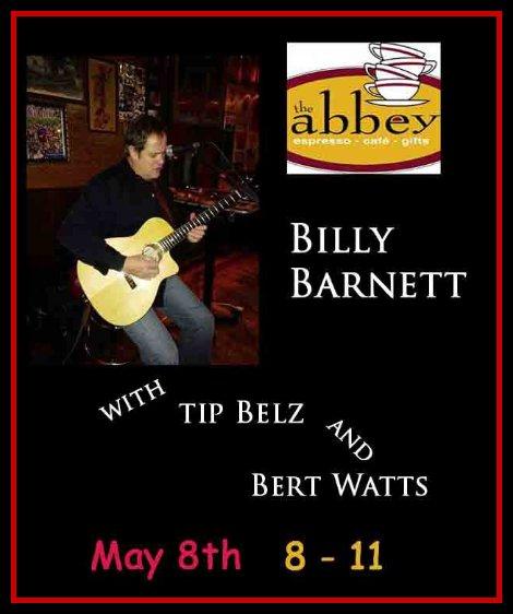 Billy Barnett 5-8-15