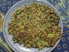 Frittata con fiori d'acacia / Acacia Flowers omelette