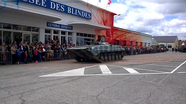 BMP-1 at Saumur 2015 3