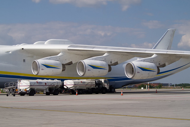 A380 & Mriya 2016