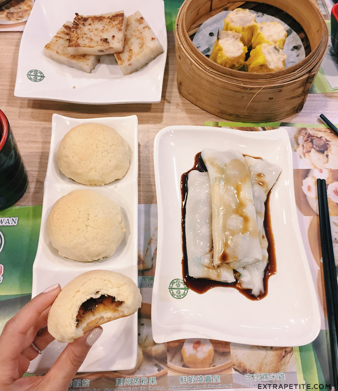 Tim Ho Wan michelin star dim sum hong kong