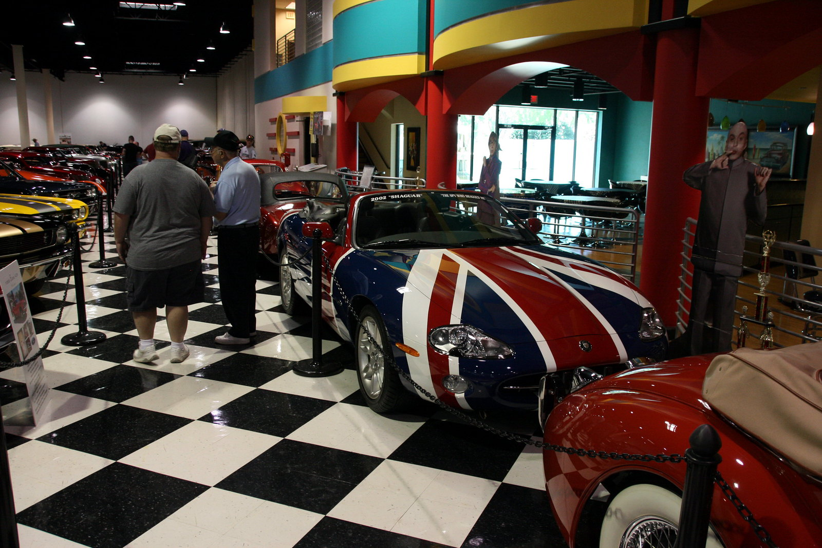 Dallas Spring Nationals Classic Car Show