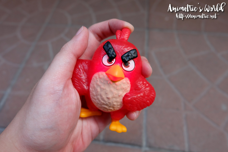 McDonalds Angry Birds Happy Meal Toys