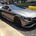 Mercedes Benz S63 Coupe AMG by Z. Korban
