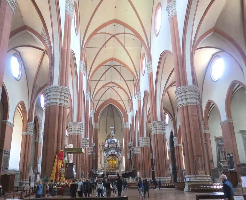 Bologna, San Petronio Basilica