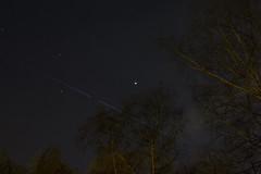 ISS Pass - 21.55pm - 07.04.15