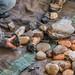 Obsidian & Hammer Stones
