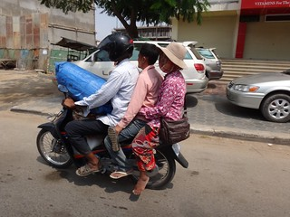 Phnom Penh SUV
