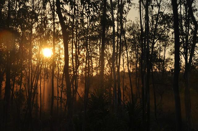 Sunrise at Sidaga