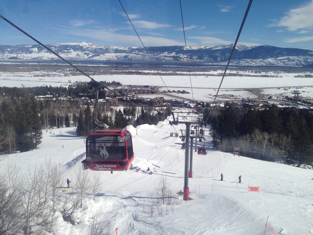View from the Bridger Gondola