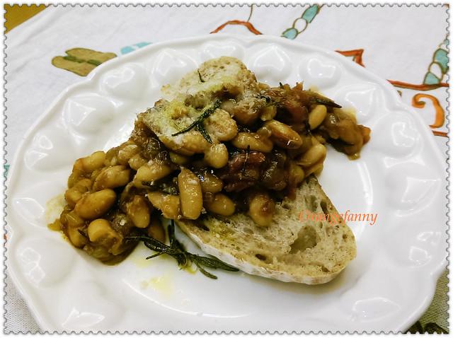 150430 燉白豆烤吐司-04