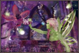 Fairy Portal of Ichi-Go Ichi-E