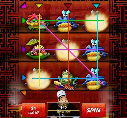 free Chinese Kitchen Mobile prize