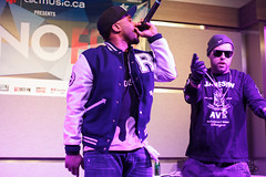 Tona & Adam Bomb @ Sarcoa (Hamilton) 3/13/2015