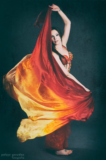 Milena Cañas- Bailarina