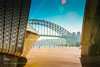 Sydney Harbour Bridge From The Opera House