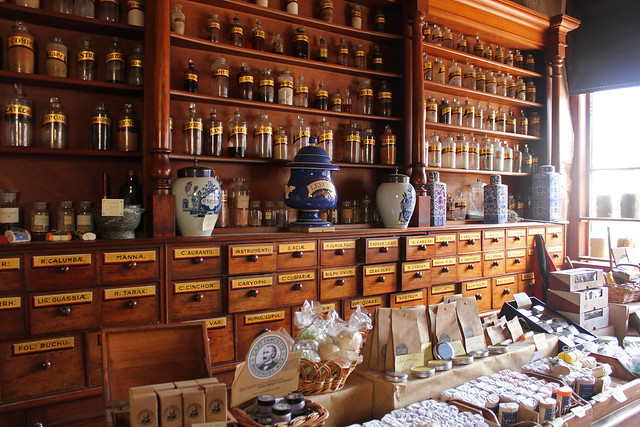 Sovereign Hill Apothecary
