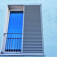 Just a window in #Torino