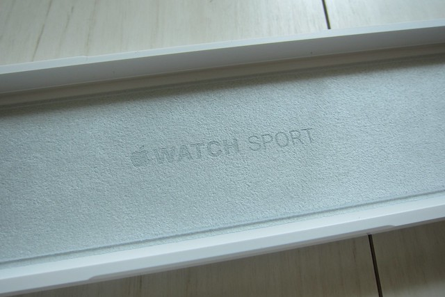 Deatl of Apple Watch Sport