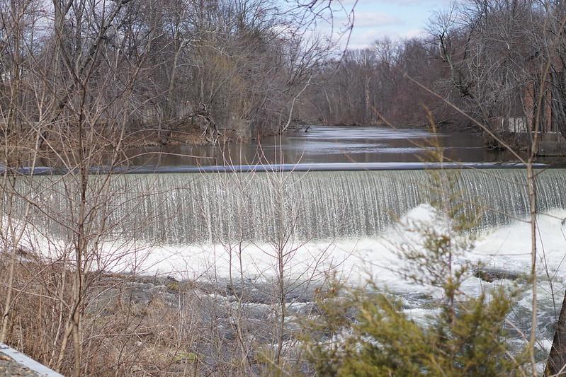 Waterfall in Beacon