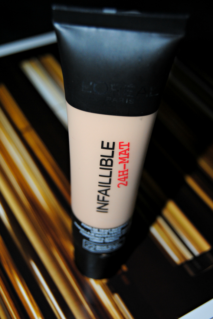 LOREAL_ Infaillible Mat Foundation (2)