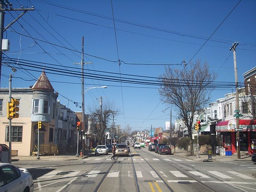 Girard Av - 54th St