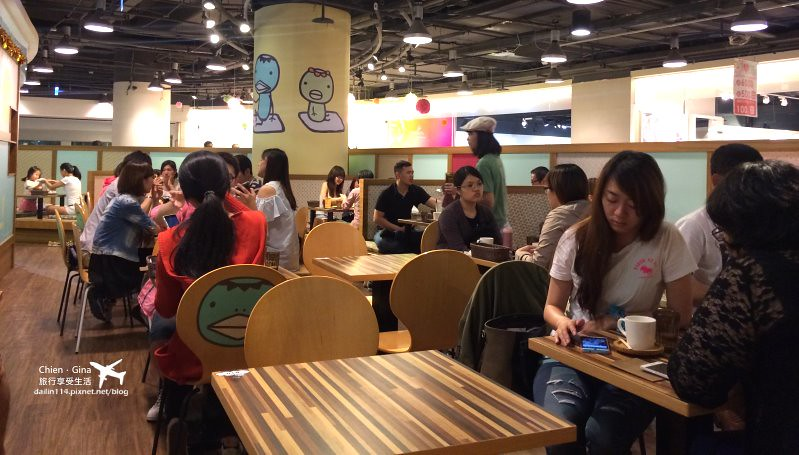 【板橋車站下午茶】環球咖啡廳|Aranzi Cafe阿朗基咖啡 @GINA環球旅行生活|不會韓文也可以去韓國 🇹🇼