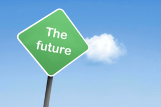 Get your team culture ready to support the future of work - the future sign